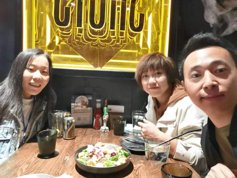 Aarki China Team Group Photo