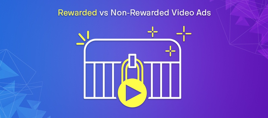 Rewarded vs Non rewarded video