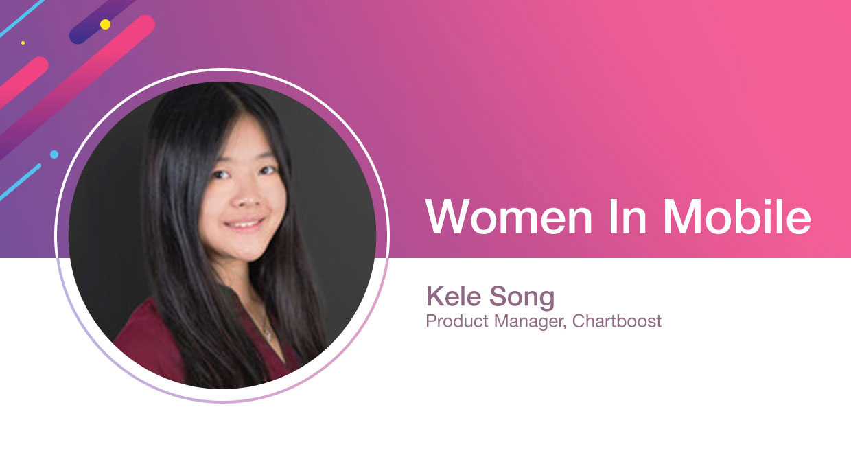 Kele Song, Product Manager at Chartboost at Aarki's Women in Mobile series