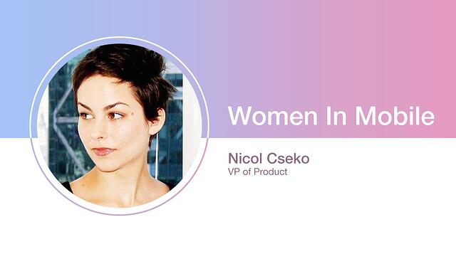 Nicol Cseko, VP of Product at Aarki