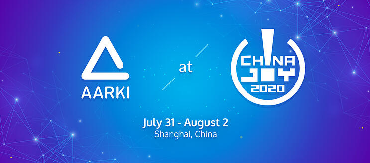 ChinaJoy Shanghai Conference Aarki