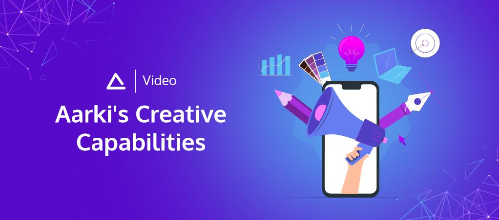 Aarki's Creative Capabilities Video Korean