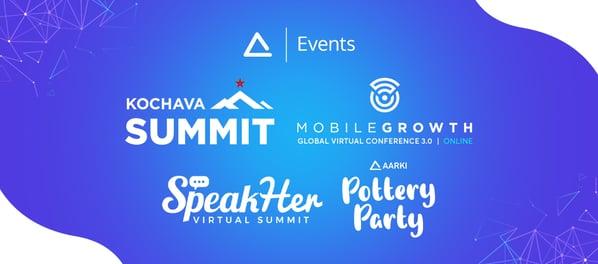 Aarki February Events Sponsorships Hostings