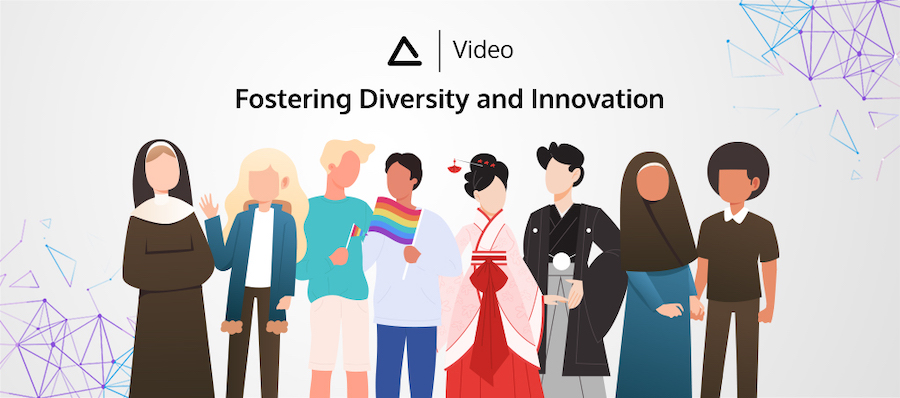 Fostering diversity and innovation