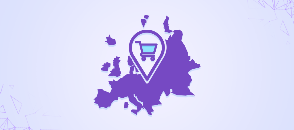 ecommerce app Europe