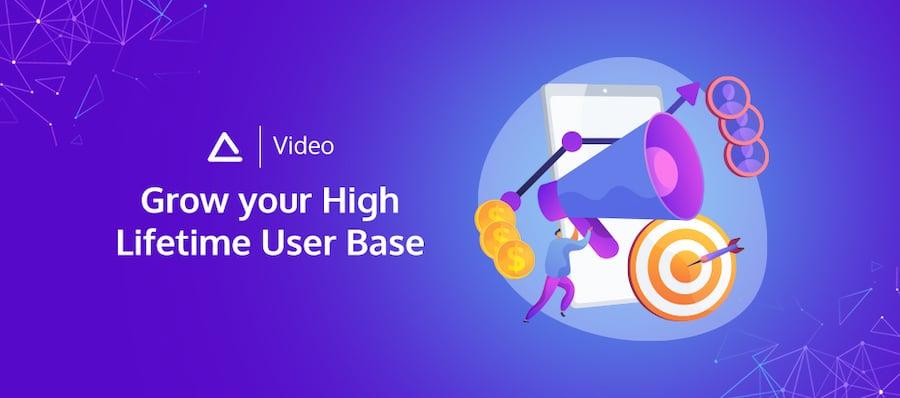 Grow your High Lifetime User Base through Aarki's UA campaign