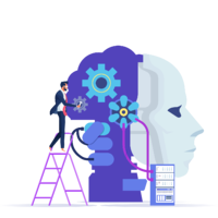Machine learning for mobile marketing