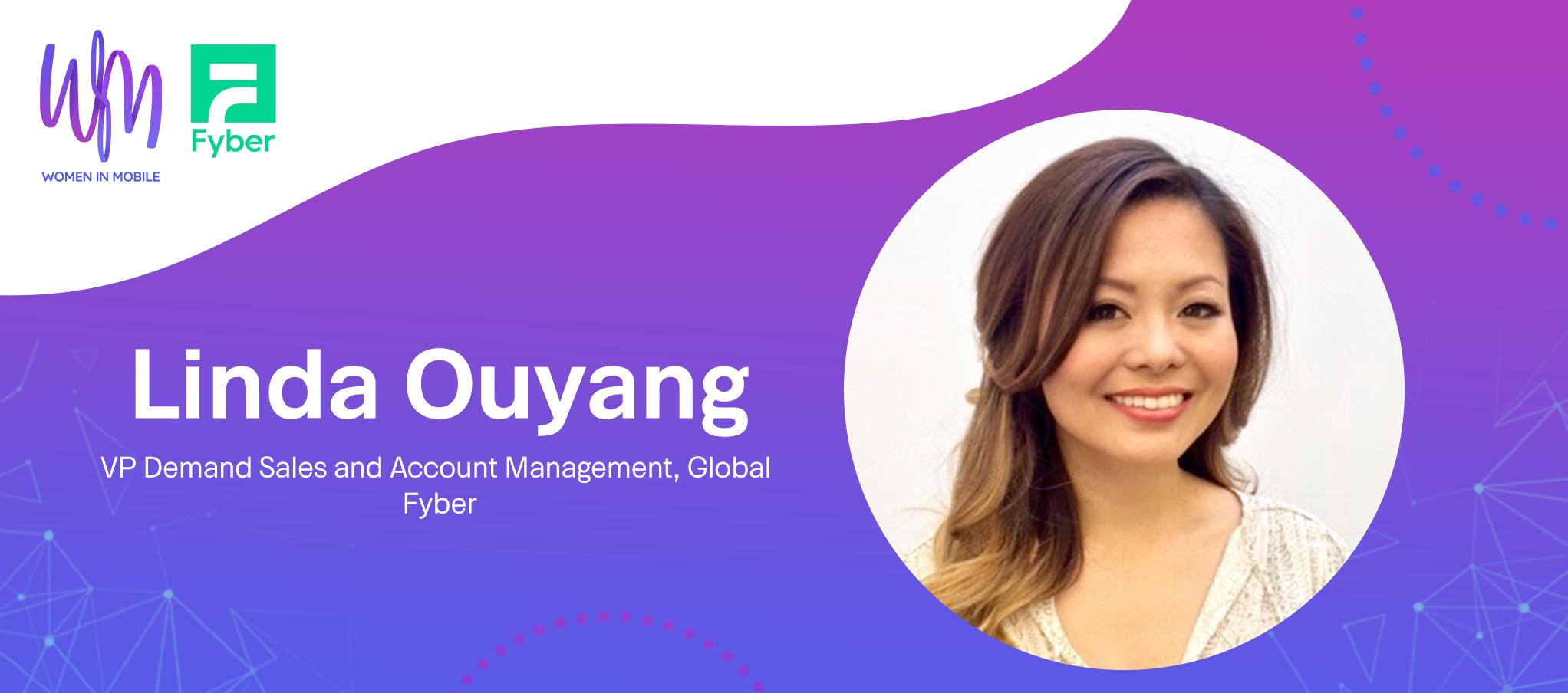 Linda Ouyang, VP Demand Sales and Account Management, Global at Fyber, at Aarki's Women in Mobile Series