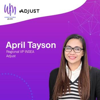 April Tayson Adjust