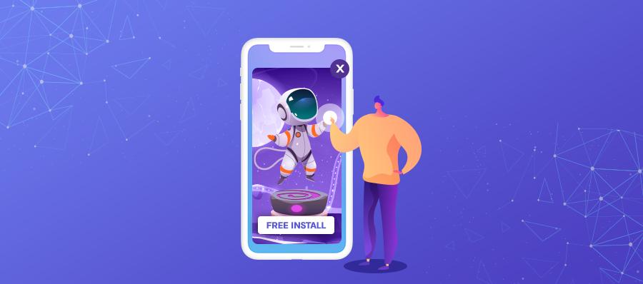 Mobile Playable Ad