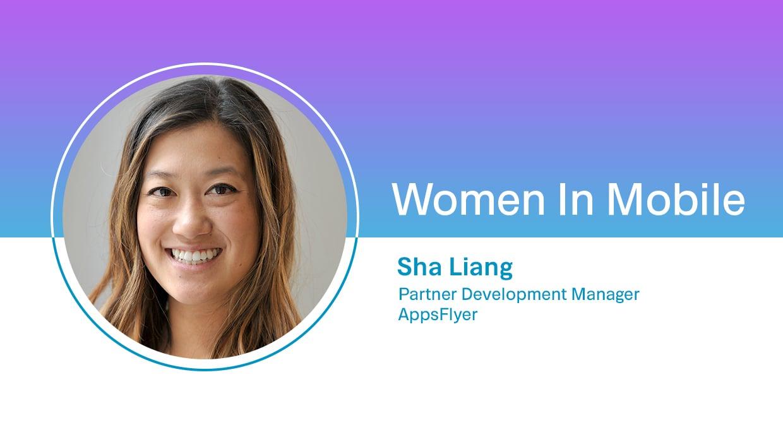 women in mobile_Sha Liang