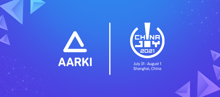 Aarki at 19th ChinaJoy Expo Event