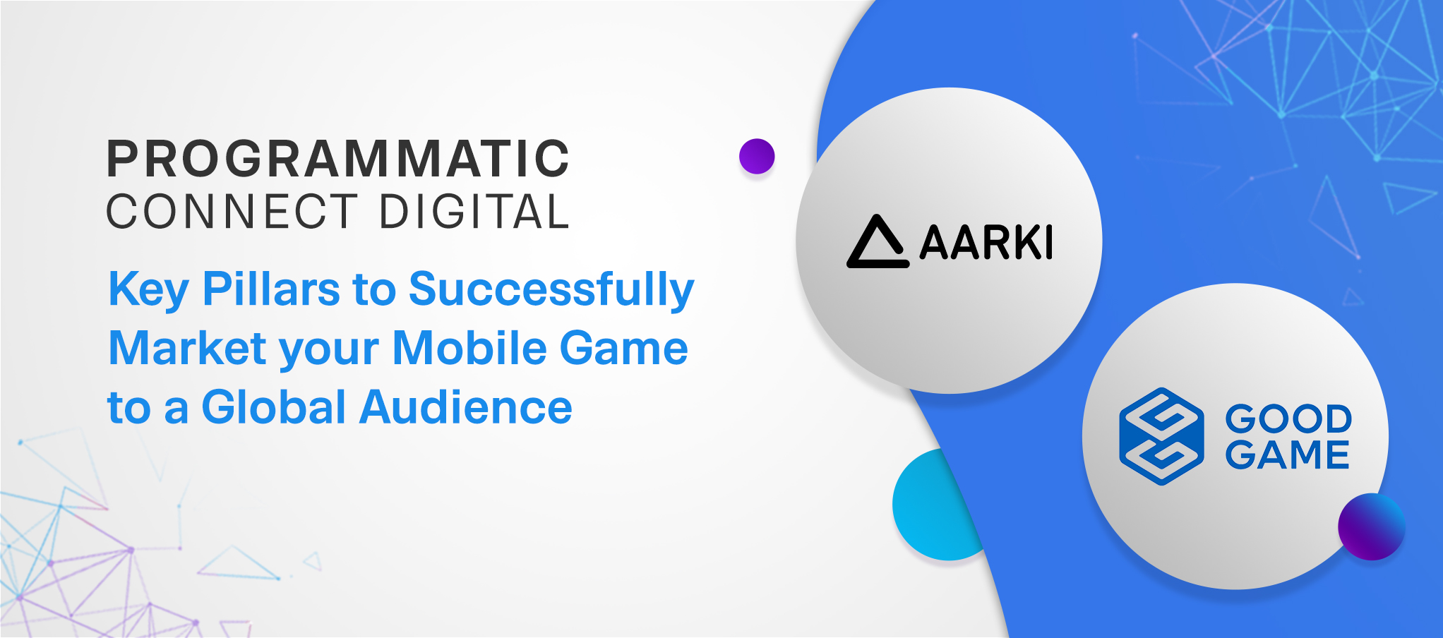 Goodgame Studios Aarki Programmatic Connect Digital