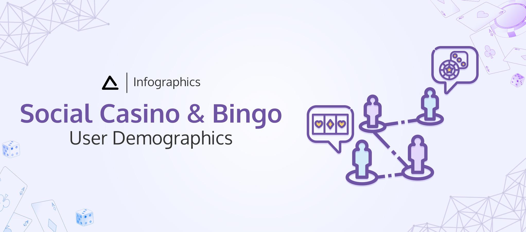 Social casino bingo demographics